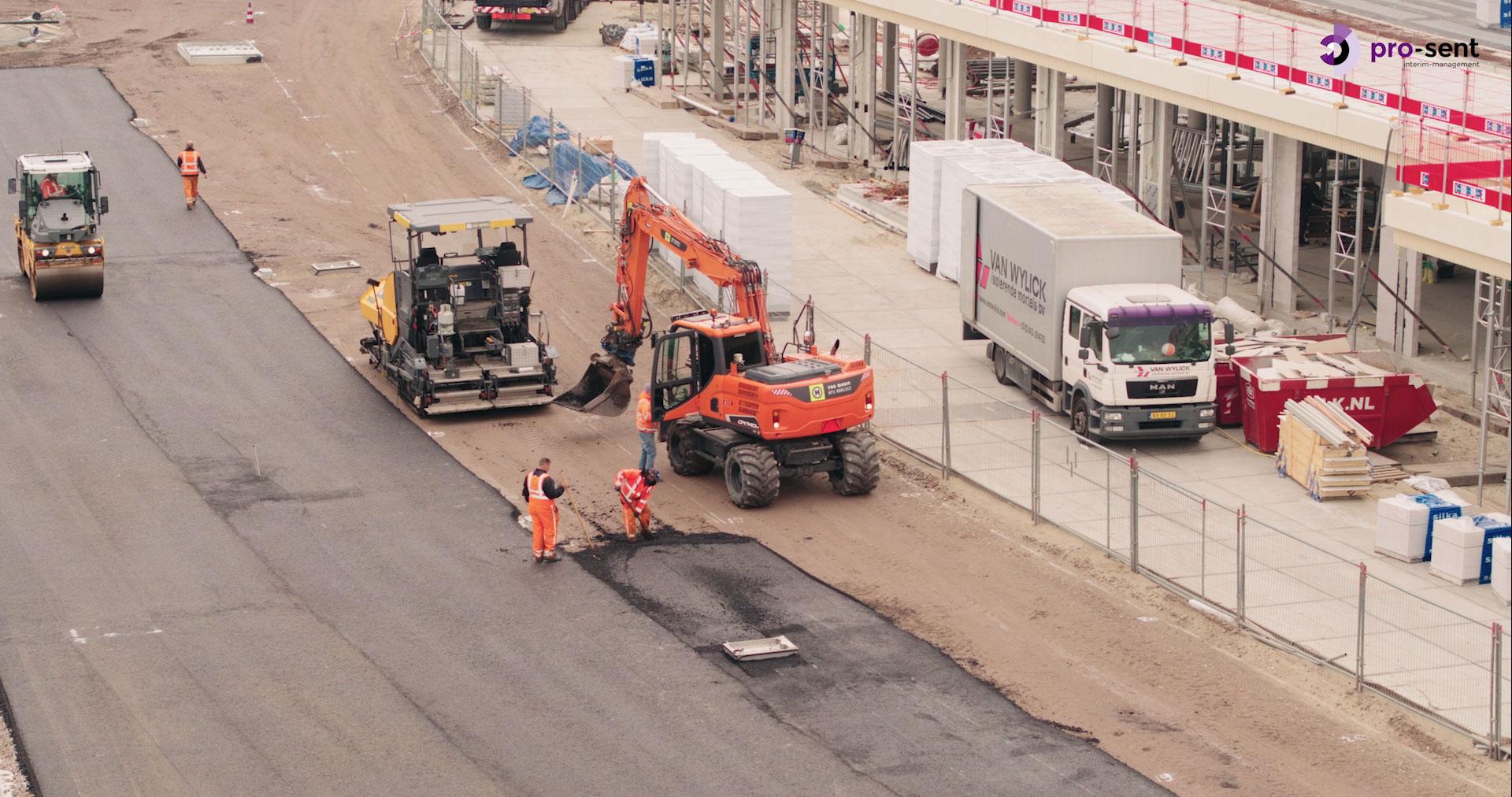 Onze interim professionals zijn bedreven in het ontwikkelen, vormgeven en managen van projecten in de meest uiteenlopende civiel- en bouwtechnische disciplines.
